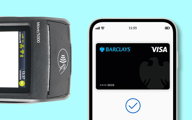 Mobiles Bezahlen aktivieren