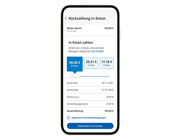 Barclays Ratenkauf
