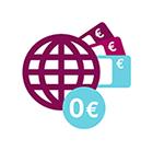 0 € Bargeldabhebungsgebühr im Ausland