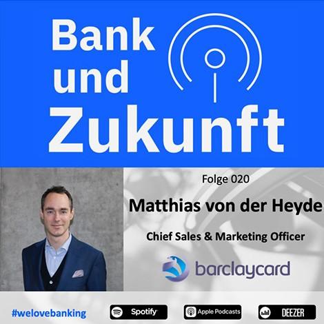Barclays CSMO im Podcast