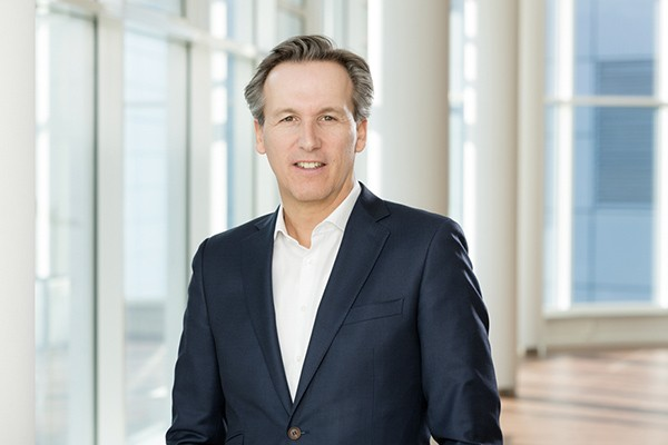 Tobias Grieß, CEO Barclays Germany